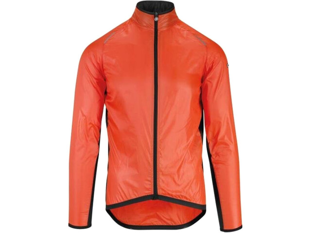 assos Mille GT Wind Jacket, lolly red
